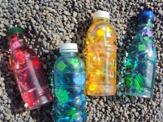 I Spy Bottles for Kids