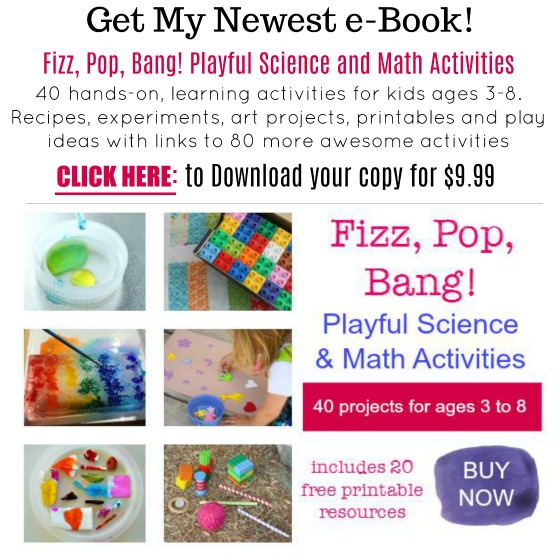 Fizz Pop Bang Science and Math Activities Ebook