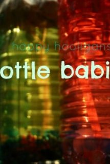 bottle babies loose parts