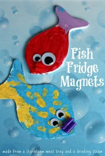 fish fridge magnets