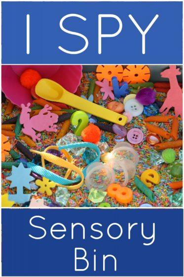 I Spy Sensory Bin feature photo
