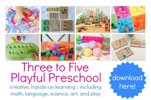 Download Playful Preschool e-book