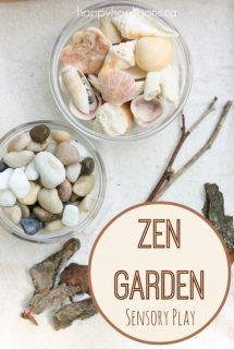Zen Garden Activity for Kids