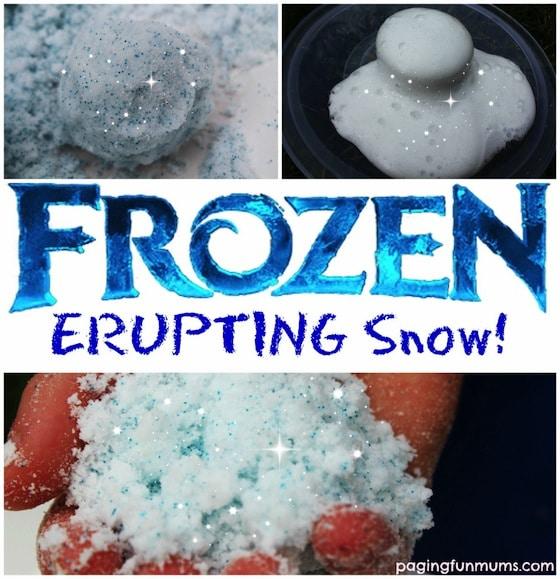 Frozen-Erupting-Snow
