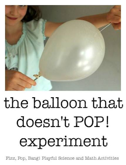 Balloon Science for Kids