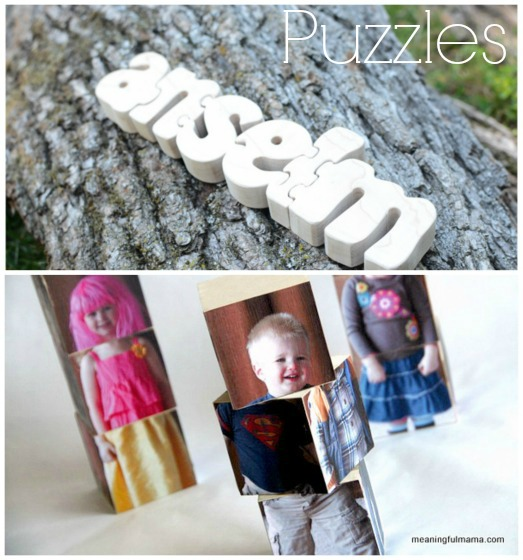 homemade puzzles to make for kids