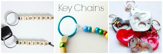 key chains kids can make