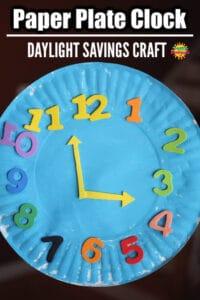 Paper Time Clock Kit-working paper clock