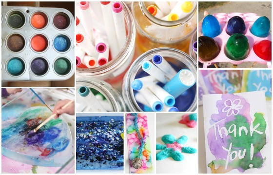 art-science activities for preschool