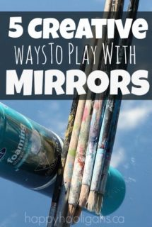 Mirror Plays - 5 Fun Ways to Learn and Play with Mirrors