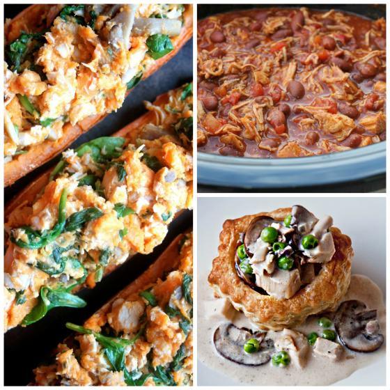 Leftover Turkey Dinner Recipes