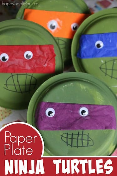 How to Make a Paper Plate Turtle: 10 Steps (with Pictures) | 560x373