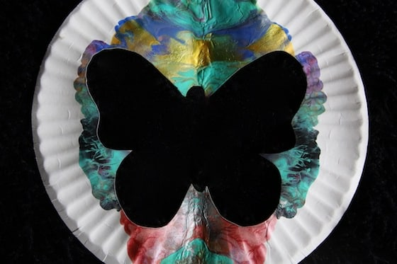 Sophie's Butterfly - the inspiration for the project