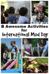 International Mud Day Activities for Kids - Happy Hooligans