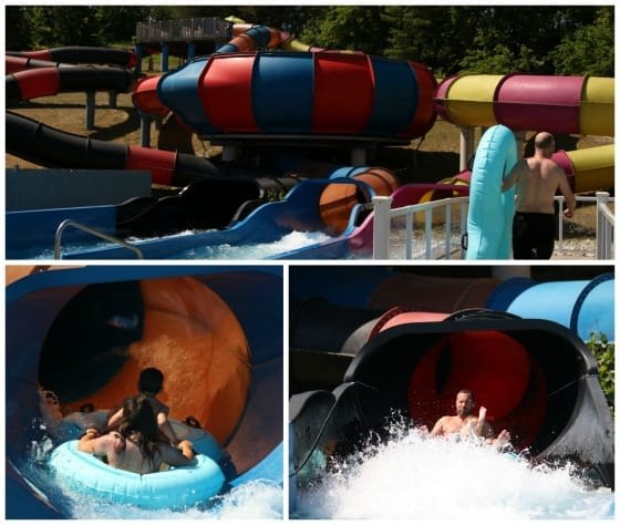Sherkston Shores Water Slides