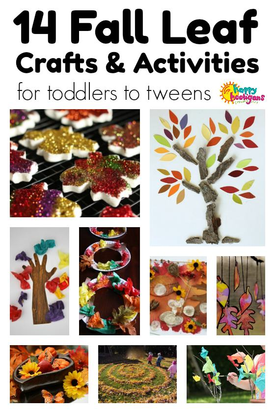Fall Leaf Crafts And Activities For Kids 2 10 Happy Hooligans