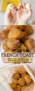 Kid-Friendly French Toast Bites
