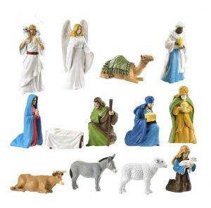 Safari Toobs Nativity Set