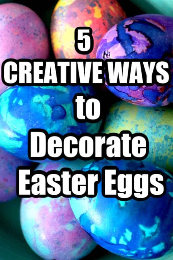 Ways to Dye Eggs