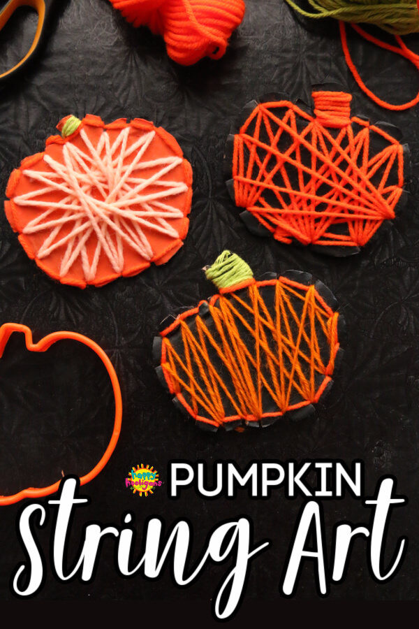 Cardboard-Pumpkin-String-Art-craft-for-kids