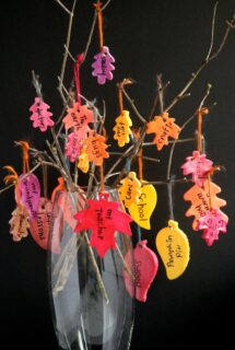 thankful tree thanksgiving craft kids feature image