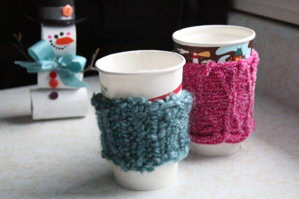 coffee cup cozies kids craft